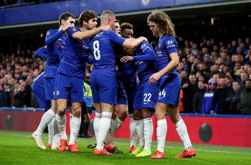 Chelsea will be looking to replicate their cup form into the league