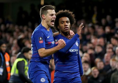 Chelsea progressed to the fifth round of the FA Cup without major fuss