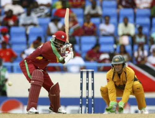 Super Eight - Australia v West Indies - Cricket World Cup 2007