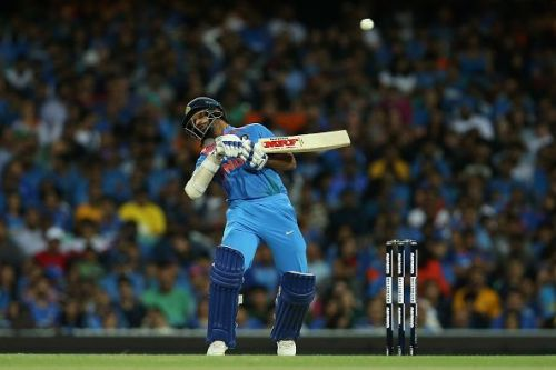 Dhawan is a modern day great in ODI's