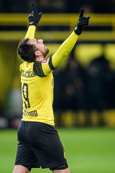 Paco Alcacer has been a revelation at Dortmund