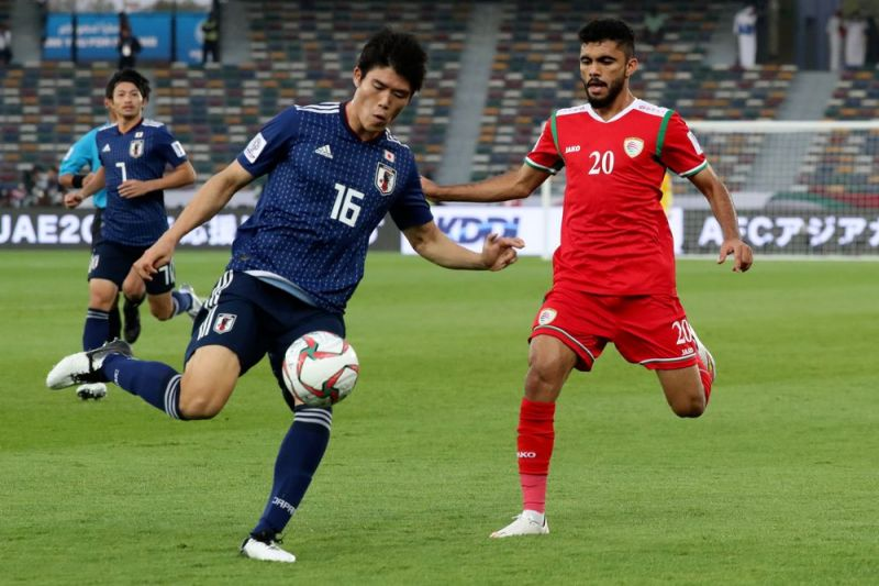 Japan defeated Oman 1-0 in a tightly contested affair