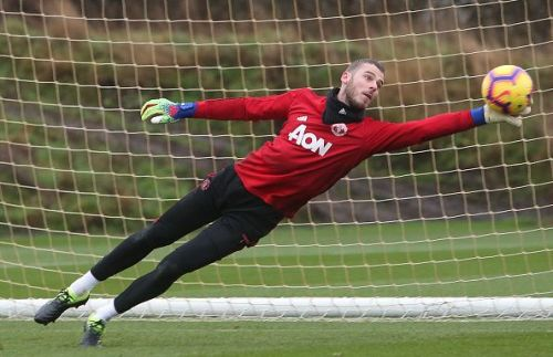 David de Gea is set to extend his stay at Manchester United