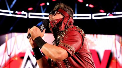 The Miz may be an underdog, but could conceivably win the Royal Rumble 2019.