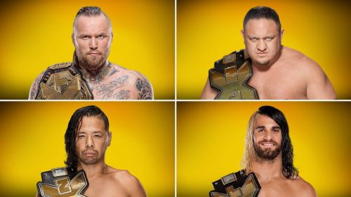 The NXT Championship can propel a superstar to success on the main roster