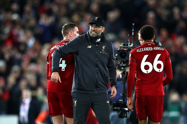 Can any team find a way to stop the unstoppable force Liverpool FC in the Premier League this season?
