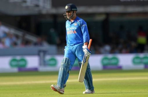 Dhoni played slow innings in t20 vs NZ