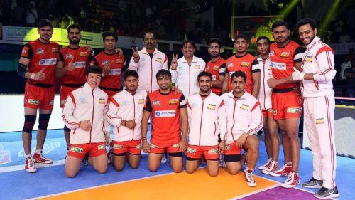 Bengaluru Bulls topped the Zone B standings