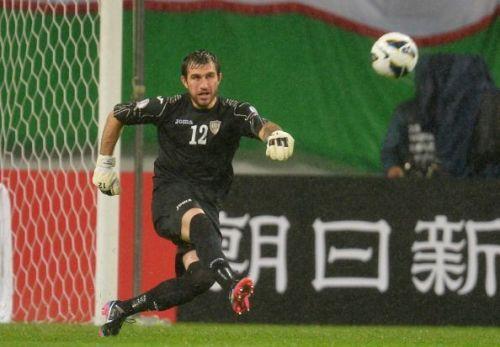 Ignatiy Nesterov during South Korea v Uzbekistan - FIFA World Cup Qualifier