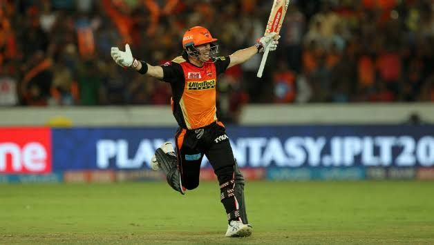David Warner has been the backbone of SRH since he joined them