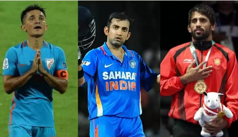 8 Players name announced for Padma shri award