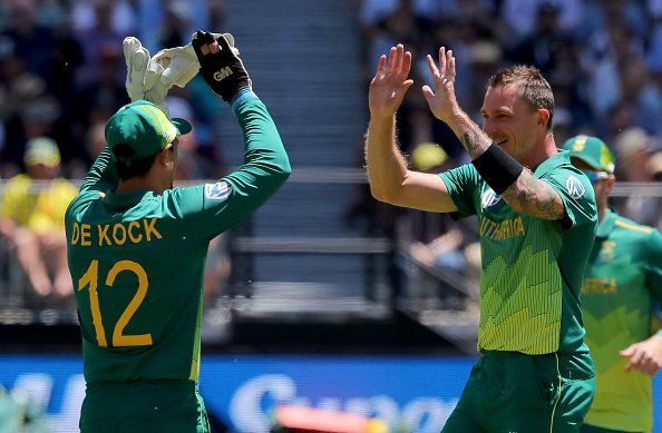 De kock and Styen comback for last 3 odi