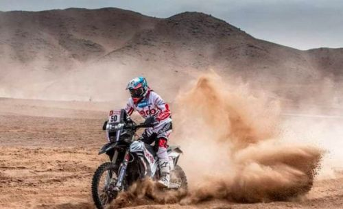 The Dakar Rally is currently held in South America, its inaugural year being 1979