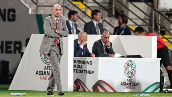 The polarising figure in Indian Football