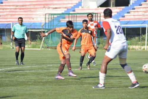South United FC's Hattrick Hero Kishori