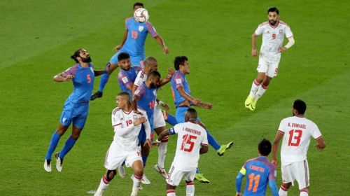India had a defensive approach till the dying minutes of the match