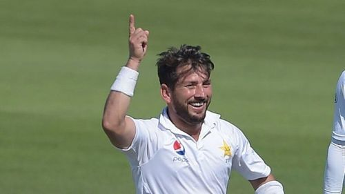 Yasir shaw becomes the fastest bowler to take 200 wickets in test