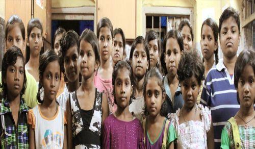 Children of the 'Calcutta Social Project'
