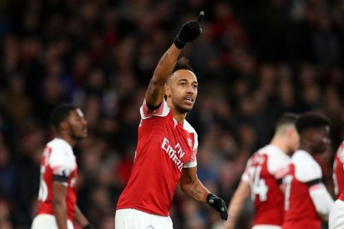 Aubameyang has continued to be a prolific scorer since joining Arsenal