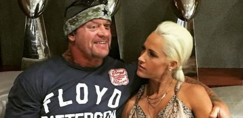 Image result for undertaker and michelle mccool