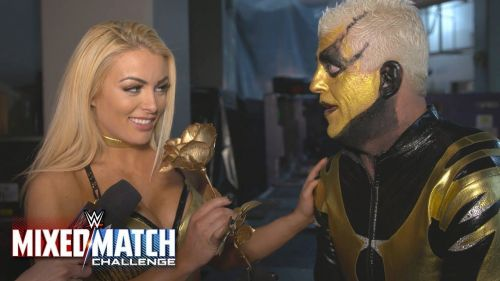 Is Goldust the reason behind the Mandy Rose-Jimmy Uso saga?