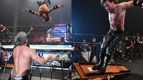 Okada and Omega have had some of the best matches in pro wrestling history within the last 2 years