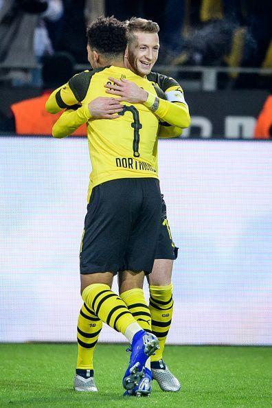 Sancho and Reus