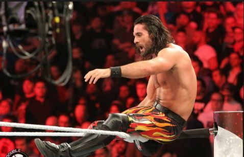 seth rollins in royal rumble