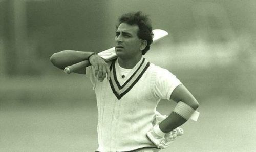Aus vs Ind 1986 last test