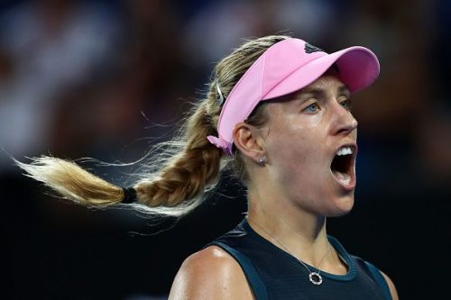 2019 Australian Open - Day 3 - Angelique Kerber advanced into the third round