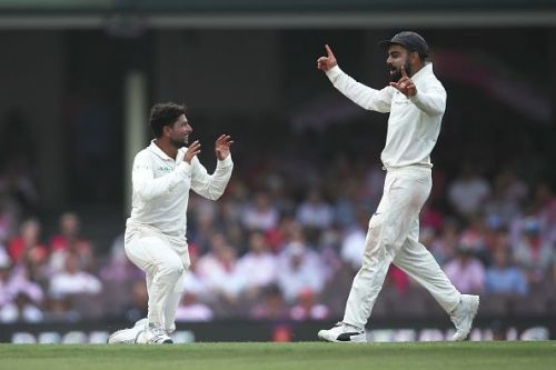 Australia v India - 4th Test: Day 3