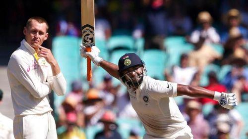 Image result for Pant hundred vs Australia