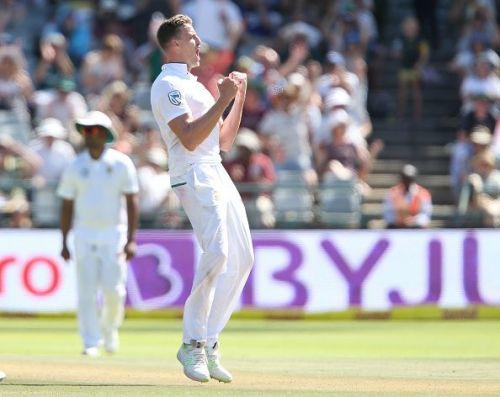Morne Morkel picked up 26 wickets at an average of 19.78