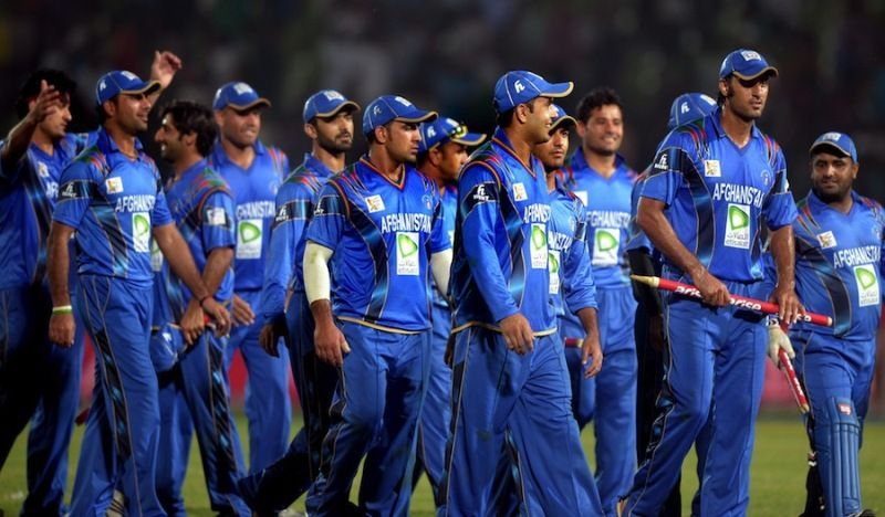 Image result for Afghan ODI TEAM
