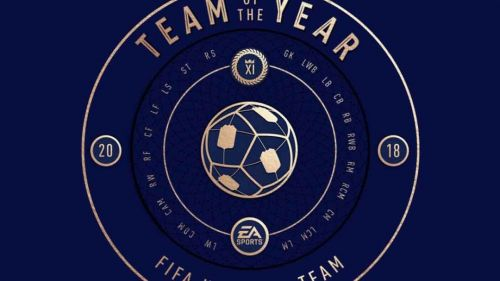 E The exciting debate around FIFA 19 team of the year