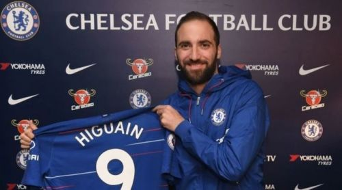 Higuain could not arrive in time for his move