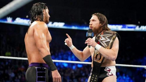 Who will be the next WWE Champion?