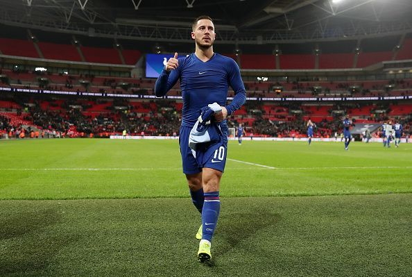Hazard may be welcoming new teammates this month