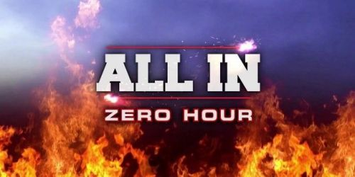 The All In Pre-Show 'Zero Hour' aired on WGN America last fall.