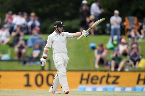 Latham has been in red-hot form for the Kiwis this summer