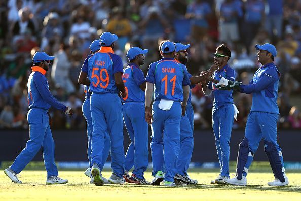 India are among the favourites for the 2019 World Cup