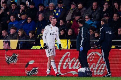 Bale has struggled, with four goals in 14 games