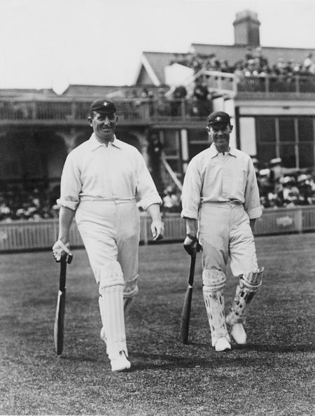 Armstrong and Trumper: Brilliant for their time, but very distinct from the modern player