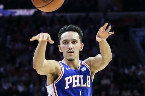 Landry Shamet was the 26th pick of the 2018 NBA draft.
