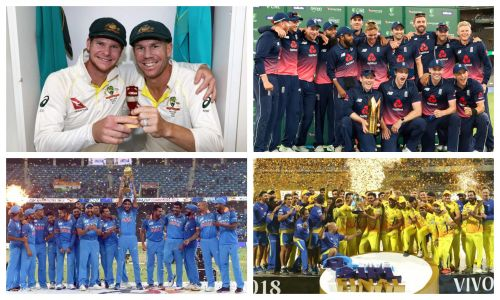 2019 can be a turn-around year for the teams and players with the ICC World Cup being scheduled this year