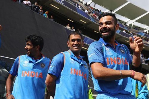 India is one of the favorites to lift the World Cup in 2019