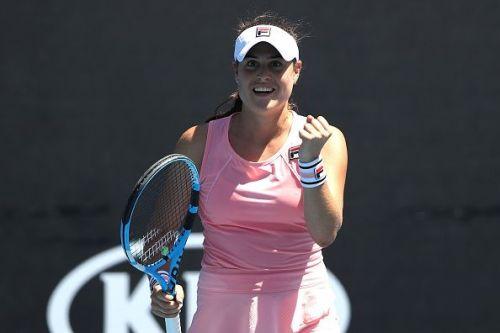 2019 Australian Open - Day 1 - Australia's Kimberly Birrell