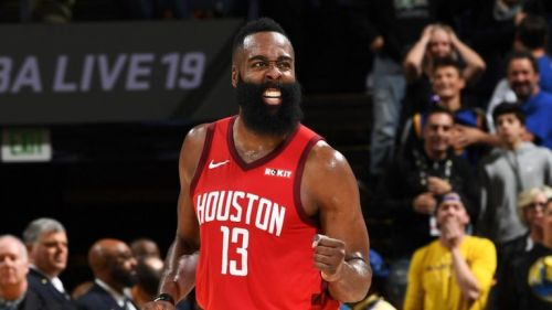 James Harden and the Houston Rockets are unstoppable right now