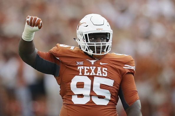 Poona Ford during his Texas Longhorns days