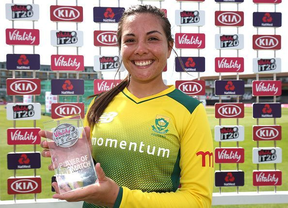 England Women vs South Africa Women - International T20 Tri-Series